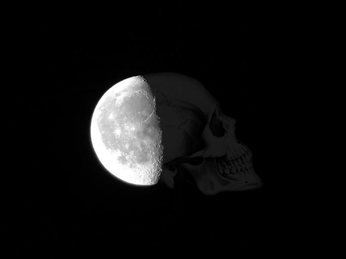 Celestial Skull