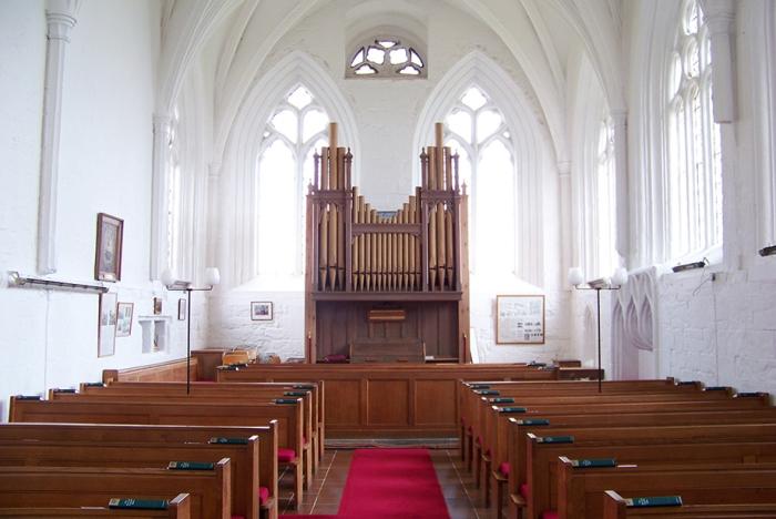 St Monans' organ