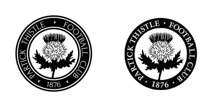 Partick Thistle FC old