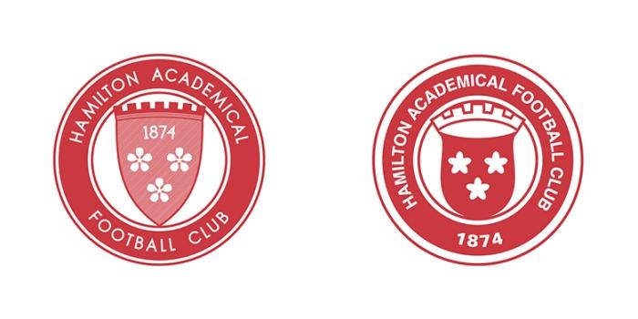 Hamilton Academical FC old