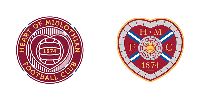 Hearts FC old