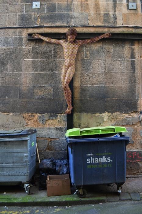 Urban Crucifixion small