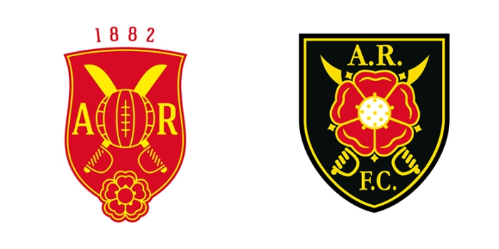 Albion Rovers FC old