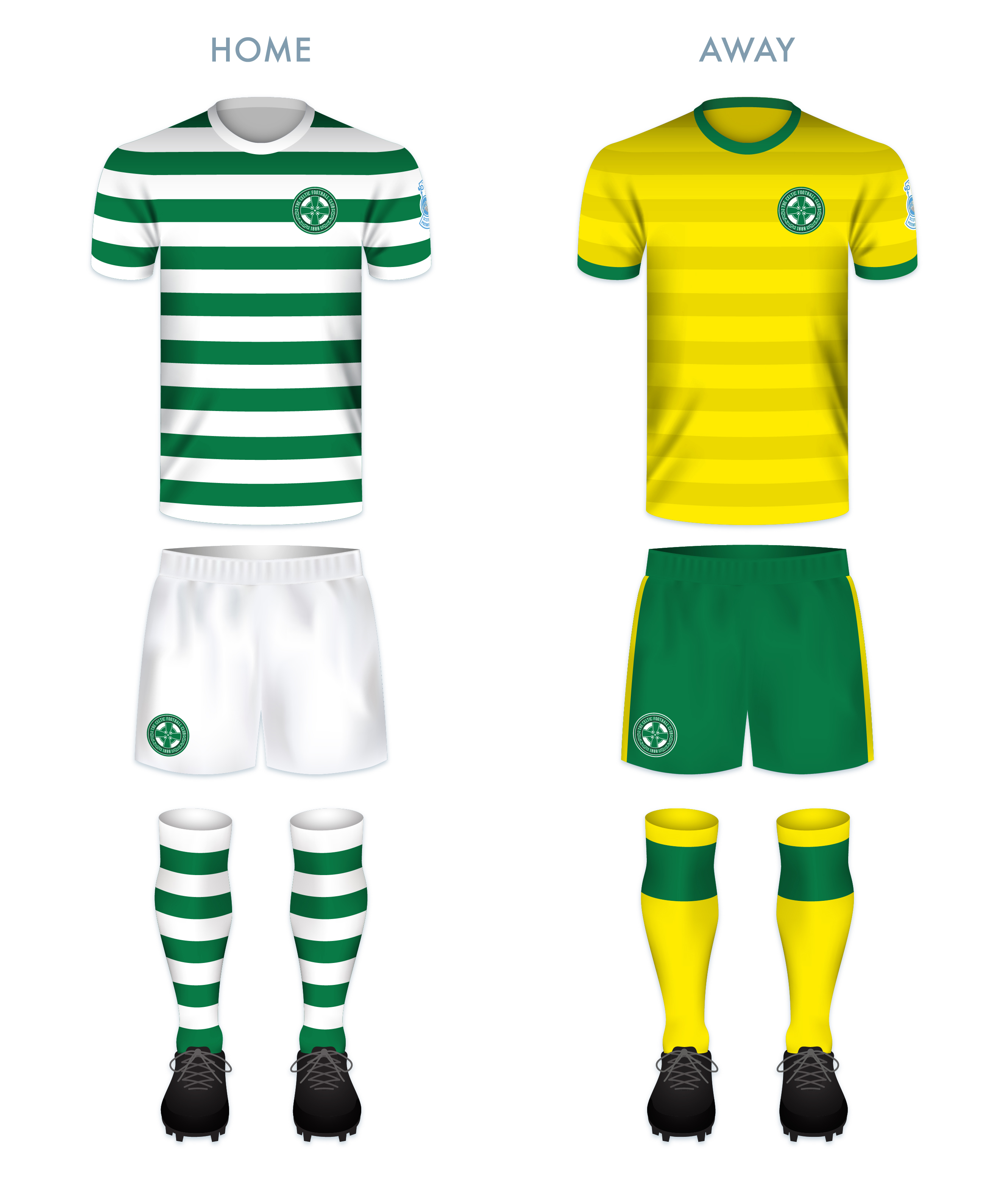 differently d7ca5 9eafd ReBrand: Celtic FC – ELIJAH WADE ARTEFACTS
